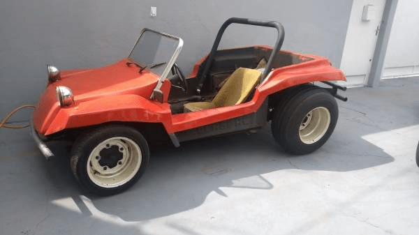 BUGGY, MODELO GASPLAC, ANO 1971